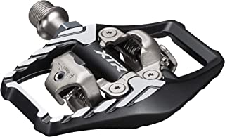 SHIMANO PD-M9120; XTR; SPD Flat Bike Pedal; Cleat Set Included