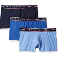 Tommy Hilfiger Men's Underwear Cotton Stretch Trunk