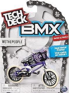 BMX Series 9 WETHEPEOPLE Purple Finger Bike - 20103167