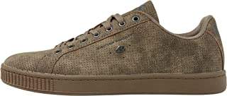 British Knights Mens Casual Shoes Duke Perforated PU