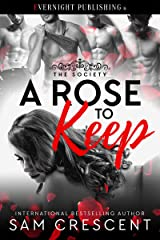 A Rose to Keep (The Society Book 1) (English Edition) Format Kindle