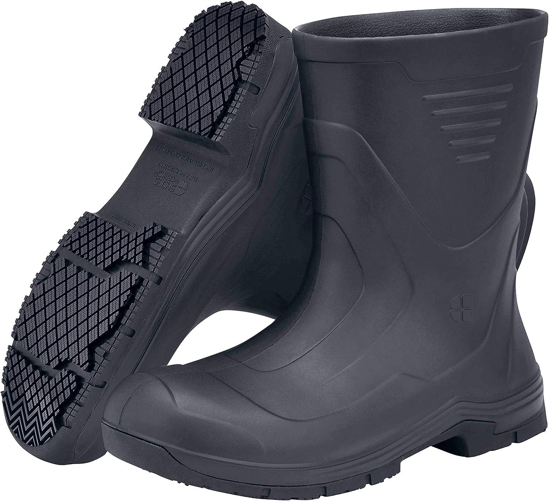 Shoes for Crews Non Slip Unisex depot Popular popular Soft BullfrogII Toe Boo Work