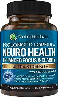Brain Booster Supplement -