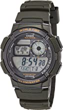 Casio Mens Digital Casual Quartz Watch AE-1000W-3A