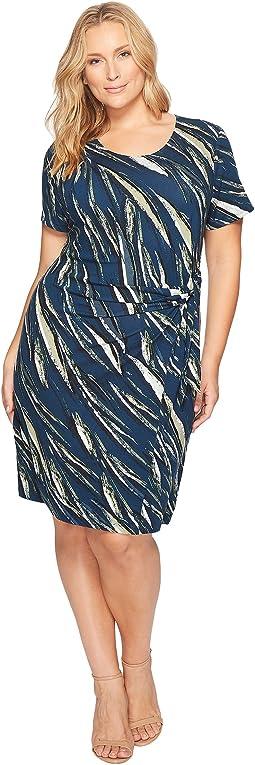 NIC+ZOE - Plus Size Tiger Lily Dress
