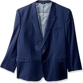 Men's Texture Weave Stretch Classic Fit Suit Separate...