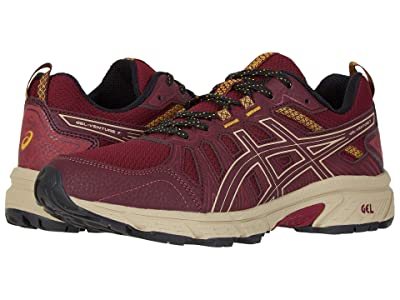 ASICS GEL-Venture(r) 7 (Chili Flake/Wood Cream) Women