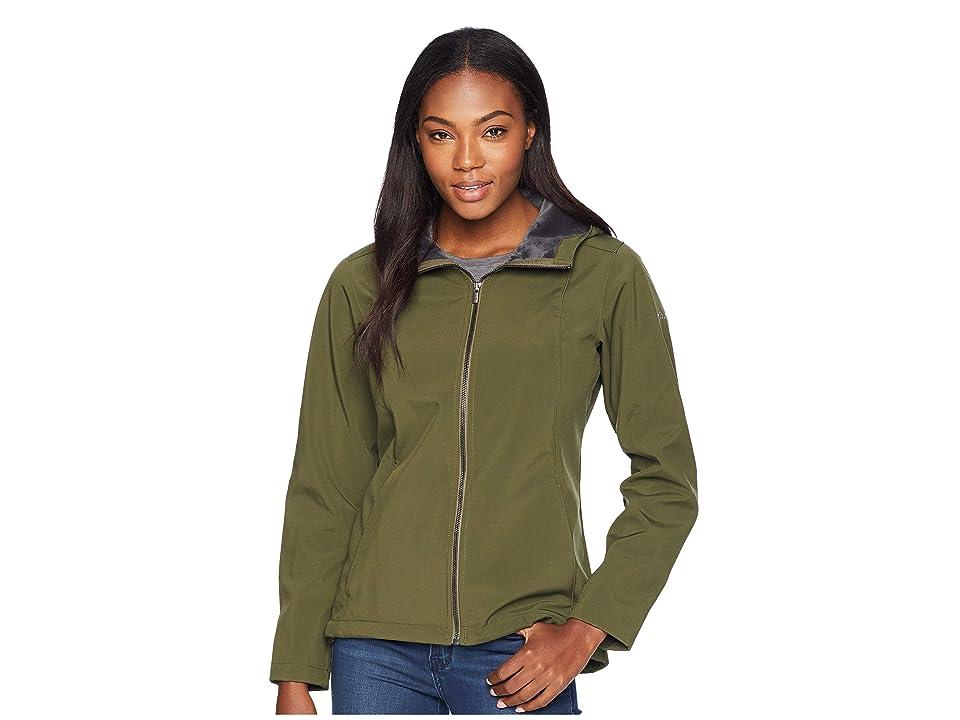 Columbia Kruser Ridgetm Plush Soft Shell Jacket (Nori) Women