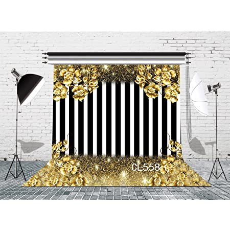 5x5FT Vinyl Wall Photography Backdrop,Afro,Glam American Girls Background for Baby Birthday Party Wedding Studio Props Photography