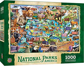 Best national parks jigsaw puzzle Reviews