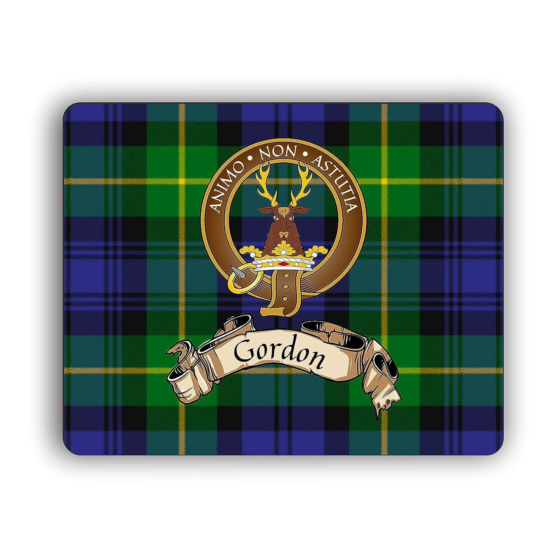 Scottish Clan Gordon Max 88% OFF Tartan Mouse Pad Los Angeles Mall Crest Computer
