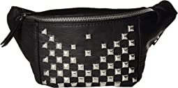 Ace Pyramid Stud Belt Bag