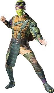 Rubie's Costume Men's Teenage Mutant Ninja Turtles Movie Deluxe Adult Muscle