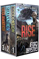Rise: The Complete Series: (A Post-Apocalyptic Alien Invasion Boxed Set: Books 1-3) Kindle Edition