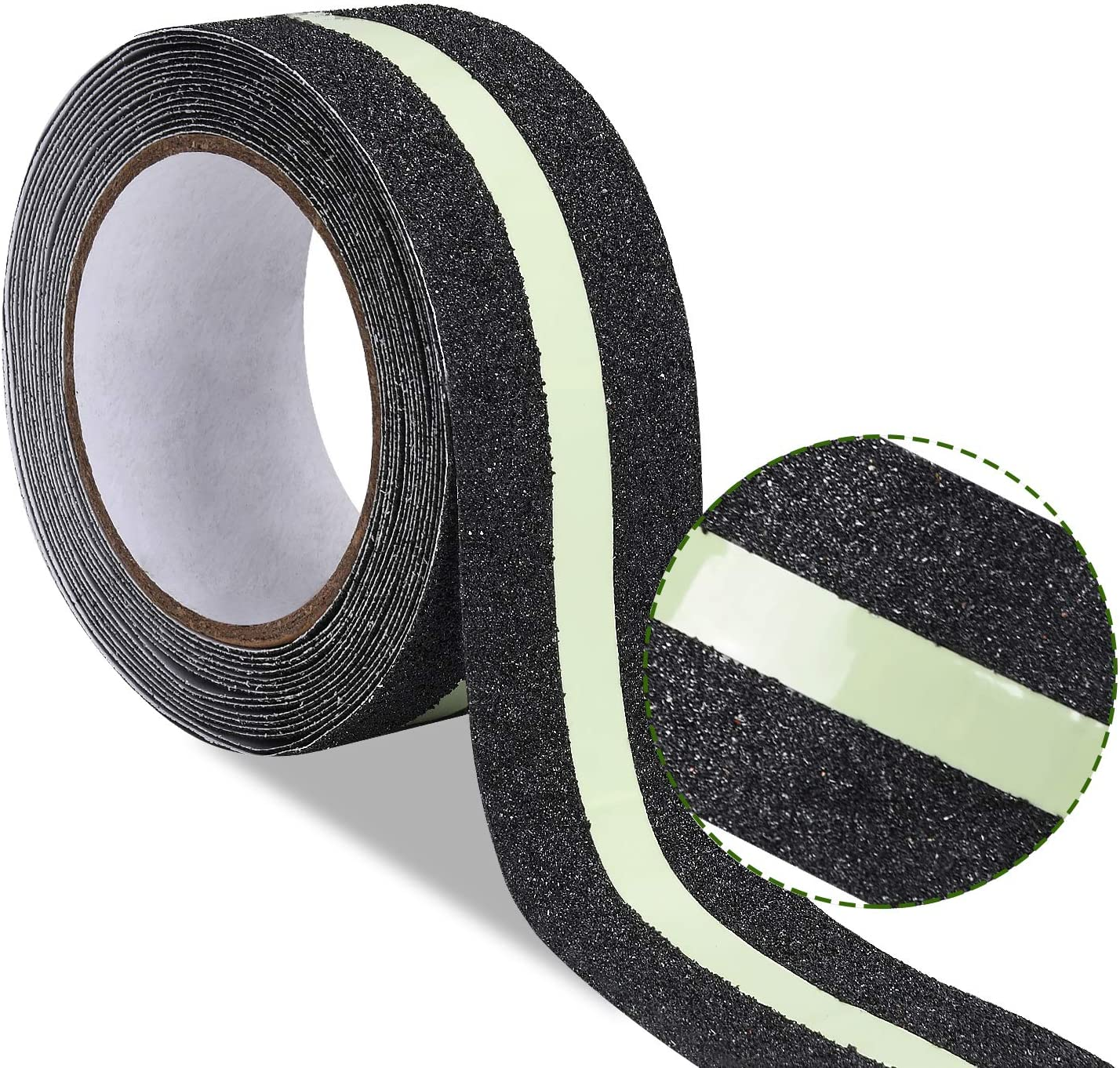 Anti Slip Grip New Free Shipping Tape 2'' Wide Traction Long Non-Slip Ta x Rapid rise 16.4ft