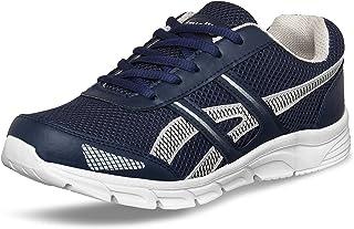 Aqualite Men MESH Navy Blue Grey Running Shoes