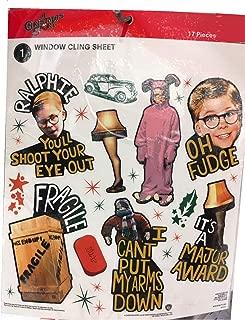Christmas Story ~ Window Clings