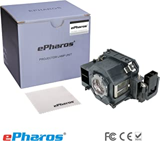 ePharos® V13H010L42 / ELPLP42 - Lamp With Housing For Epson PowerLite 83 / 83C / 410W / 822 / 822p / 83v, EMP-83H, EMP-83, EB-410W, EMP-400WE, EMP-400W, EMP-400, EMP-280, EB-410WE, EB-400W