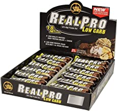 All Stars Real Pro Low Carb Bar Chocolate Banana 50 g Pack of 24 Estimated Price : £ 40,54