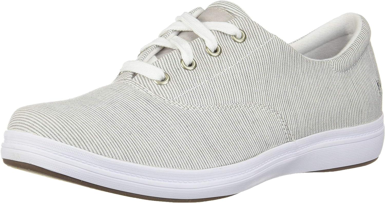 Grasshoppers Womens Janey II Skinny Stripe Sneakers