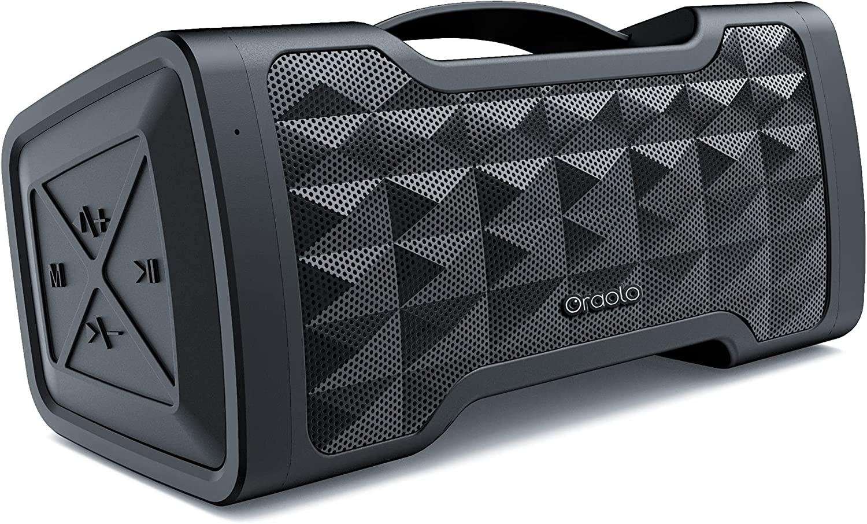 Oraolo  24W M91 Bluetooth 5.0 Portable Speaker $23.99 Coupon