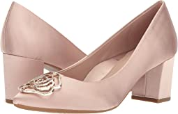 Blush Crystal Satin