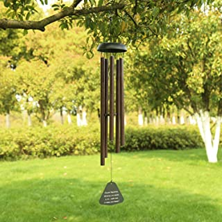Best large pipe wind chimes Reviews