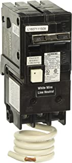 Siemens QF240A Ground Fault Circuit Interrupter, 40 Amp, 2 Pole, 120V, 10,000 Aic,