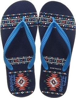BATA Women's Multi Flip-Flops