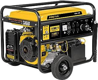 Generador Eléctrico A Gasolina, 7,000 W, Pretul
