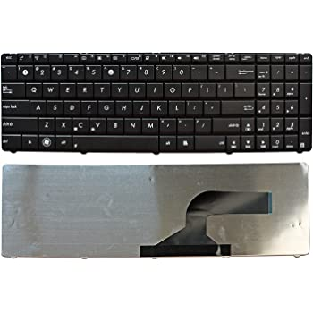 New for ASUS MP-10A73US-9201W AENJ2U01020 0KNB0-6204US00 US Black Keyboard