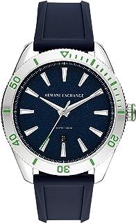 Armani Exchange Gents Wrist Watch, Blue