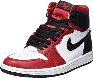 Nike Air Jordan 1 Retro High, Scarpe da Basket Donna