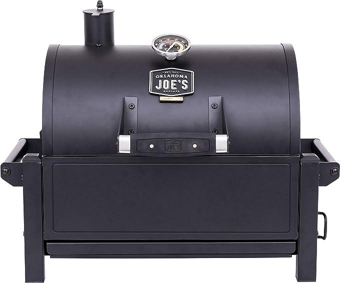 Oklahoma Joe's 19402088 Rambler Portable Charcoal Grill - Excellent Performance