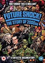 Future Shock! The Story of 2000AD Future Shock! The Story of Two Thousand AD NON-USA FORMAT, PAL, Reg.2 United Kingdom