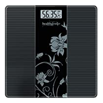 Healthgenie HD-93 Electronic Digital Weighing Machine For Body Weight, Personal Bathroom Weighing Scale
