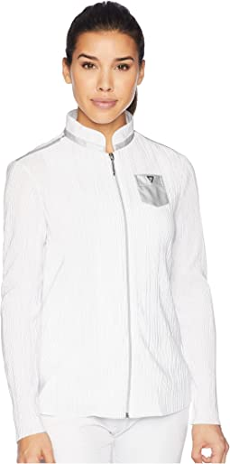 Crunchy Textured Jacket