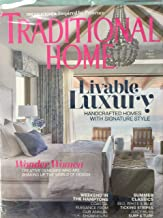 Traditional Home July/August 2019 Livable Luxury