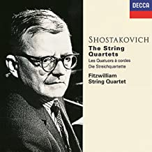Shostakovich: The String Quartets (6 CDs)