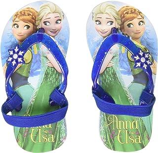 Frozen Girls Flip-Flops