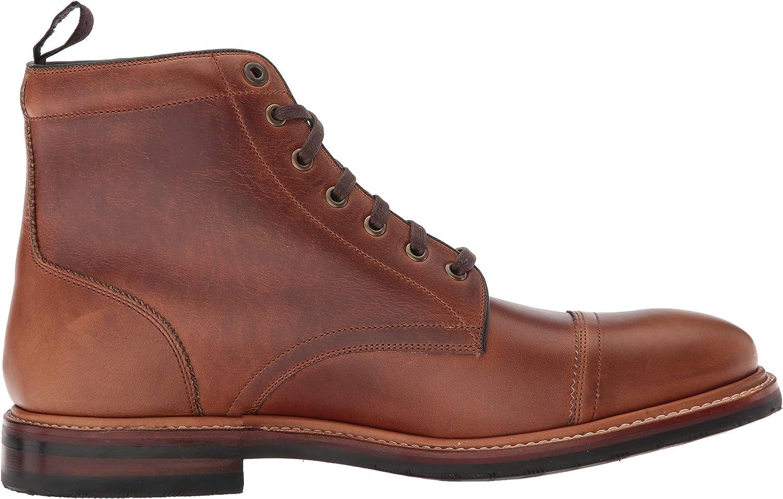 Florsheim Mens Foundry Cap Bt Oxford Boot
