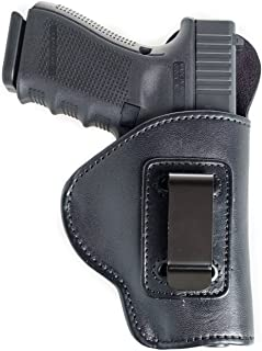 Inside The Pants (IWB) Soft Leather Holster for Beretta PX4 Storm Full Size. Super Soft Comfortable Leather for Conceal Carry.