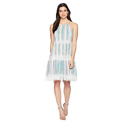 CATHERINE Catherine Malandrino Sidonie Dress (Faded Stripe) Women