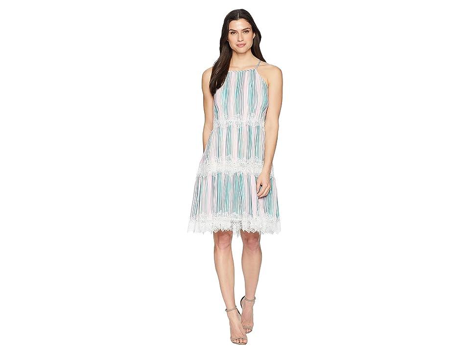CATHERINE Catherine Malandrino Sidonie Dress (Faded Stripe) Women