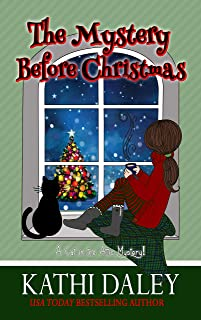 A Cat in the Attic Mystery: The Mystery Before Christmas