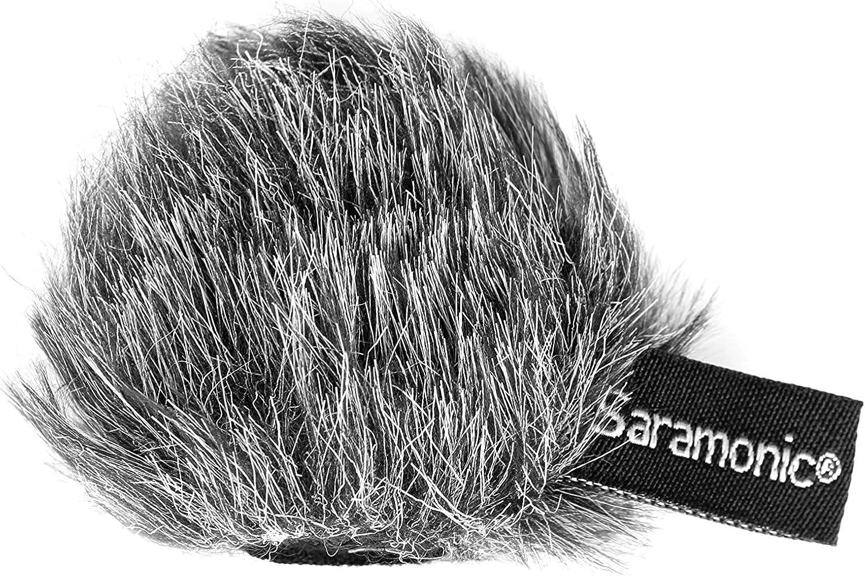 Saramonic 2021 spring and summer new Furry Windscreen for Las Vegas Mall Smart SR-XM1 SmartMic