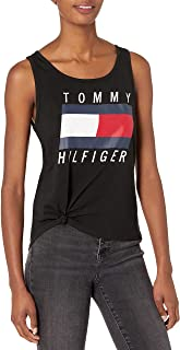 Women's Knotted Logo Tank
