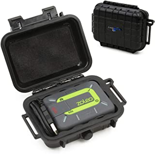 CASEMATIX Protective Travel Case Compatible with ZOLEO Satellite Communicator - Crushproof & Waterproof Case Compatible wi...