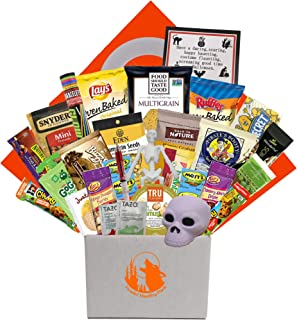 Howlin Healthy Mix - The Healthy Halloween Care Package with 34 items