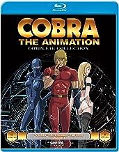 space adventure cobra blu-ray